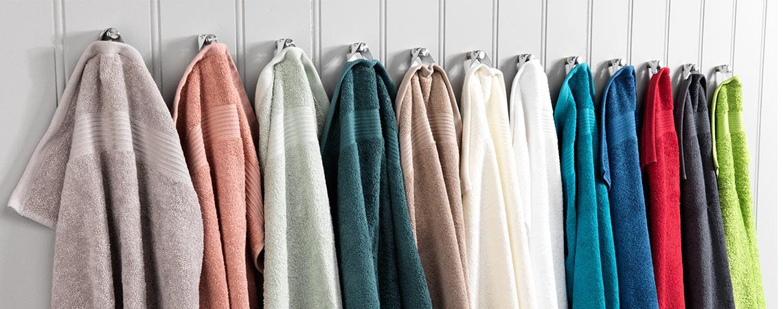 hoe wast u nieuwe handdoeken? | jysk