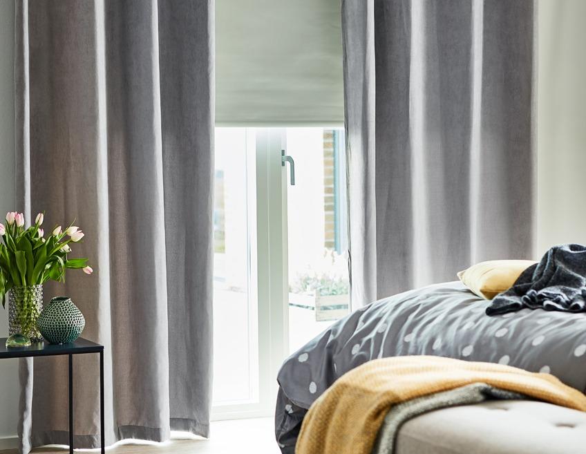 Fonkelnieuw Gordijntrends - Heeft u nieuwe raamdecoratie ideeën nodig?| JYSK QJ-99
