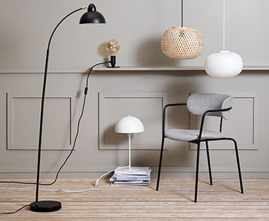 HUGO staande lamp
