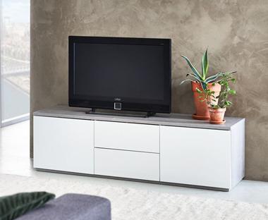 Witte Tv Kast : Halm wandmeubel wit tv kast wij verzenden gratis
